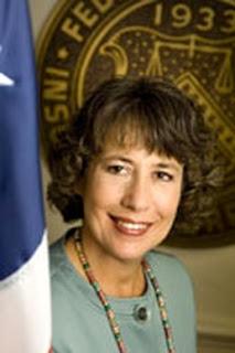 Sheila C. Bair Chairman FDIC Biography