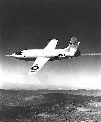 Bell X-1 Rocket Plane