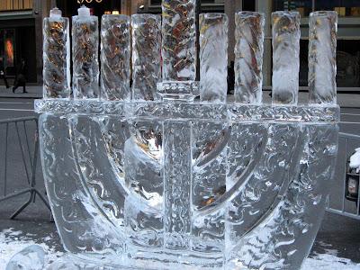 Hanukkah Menorah Chabad Lubavitch