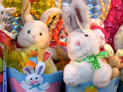 Easter Bunnies Stuffed Animals