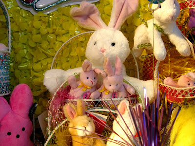 Many Easter Bunnies