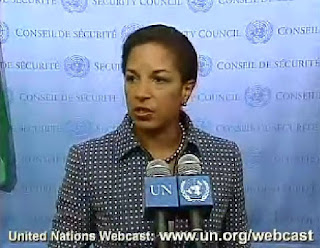 United Nations Susan E. Rice North Korea