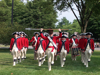 The United States Army Old Guard Fife and Drum Corps