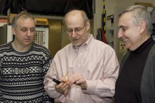 Spun Nanotubes