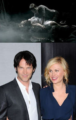Stephen Moyer and Anna Paquin True Blood's Bill and Sookie