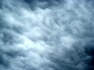 Storm Clouds Twitter Background 1600 x 1200