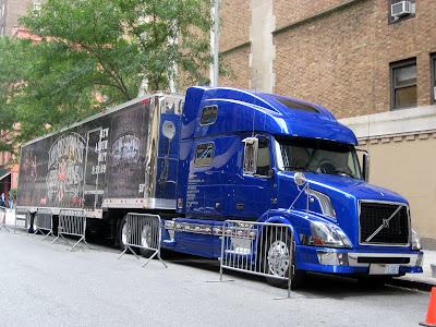 Lynyrd Skynyrd Tour Truck