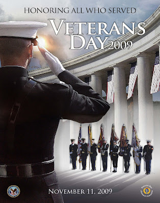 Veterans Day Poster 2009