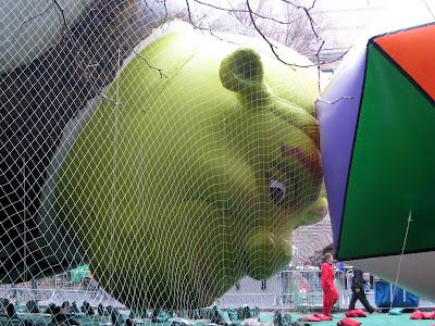 Shrek Balloon Macy's Thanksgiving Parade