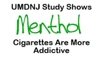 menthol cigarettes