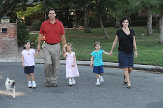 Danny Tarkanian and Family