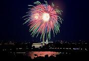 Title: July 4th fireworks, Washington, D.C. Creator(s): Highsmith, Carol M., .