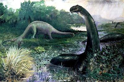 Brontosaurus (Apatosaurus)