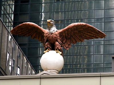 Grand Central Terminal Eagle