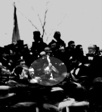 Abraham Lincoln's Gettysburg Address, Gettysburg