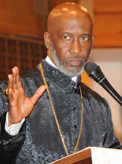 Bishop John R. Bryant
