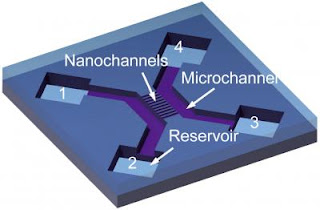 Nanochannel Device