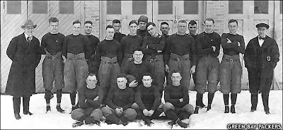 The 1919 Green Bay Packers