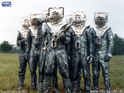 Cybermen in Silver Nemesis