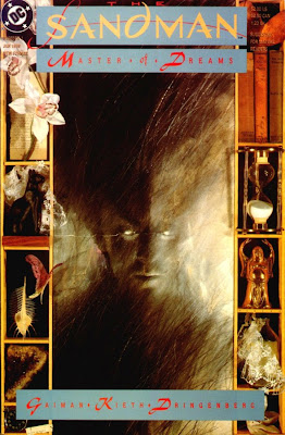 Sandman #1 cover