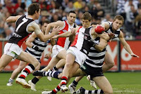 St. Kilda Vs. Geelong