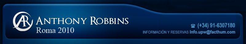 Tony Robbins Roma 2010