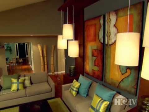 A thousand mad things before breakfast color splash for David bromstad living room designs