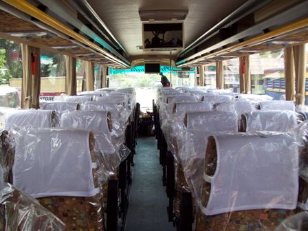 INTERIOR BIG BUS AC