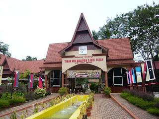 Michan Petite Melaka Mini Malaysia Mini Asean