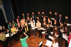 Concierto con el Coro Arte Factum de Bilbao'09