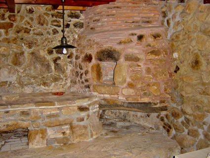 Mitolog a asturiana el proceso del pan en asturias - Casa tradicional asturiana ...