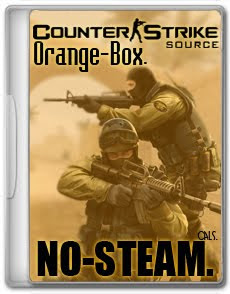 orangeboxcapa Download Counter Strike Source OrangeBox Non Steam   Pc Completo