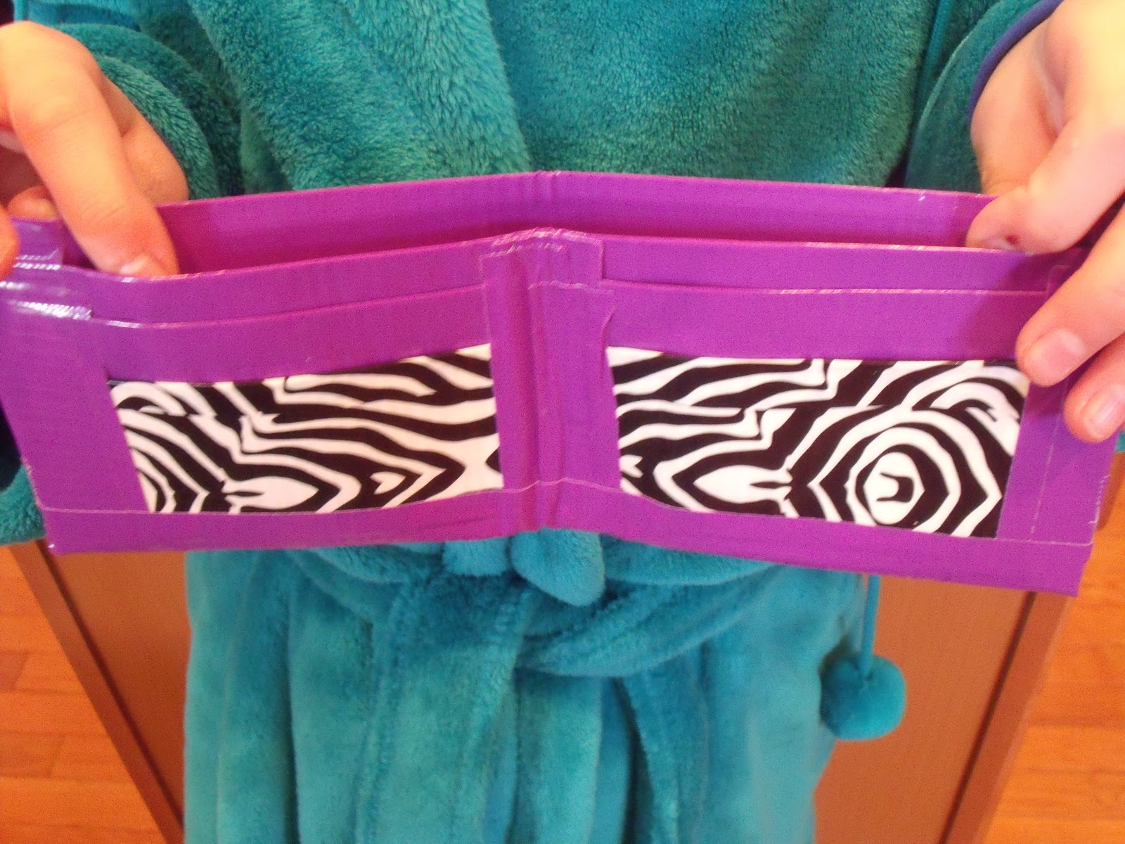 duct tape projects instructions