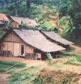 Rumah adat suku badui
