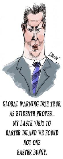 Global warming Gore