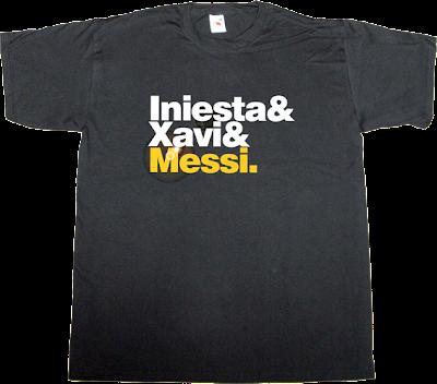 fc Barcelona la Masia Leo Messi t-shirt ephemeral-t-shirts