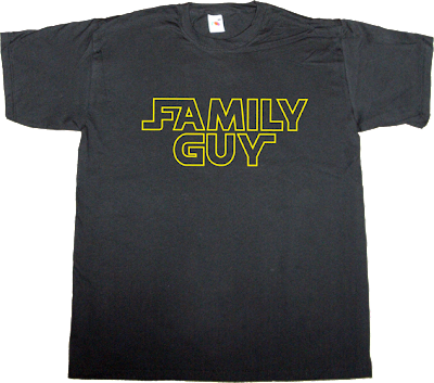 family guy star wars t-shirt ephemeral-t-shirts