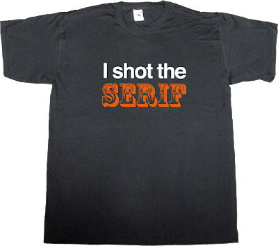 typography typeface Font t-shirt ephemeral-t-shirts