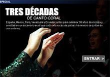 """Festival Internacional de Coros de Guayaquil """"El canto coral hermana a los pueblos"""""""