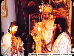 Ο Αρχιεπίσκοπος Σιναίου Δαμιανός-Archbishop of Sina Damianus