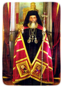 Ο Πατριάρχης Ιεροσολύμων Θεόφιλος Γ΄-Theophilos III,Greek-Orthodox Jerusalem Patriarch