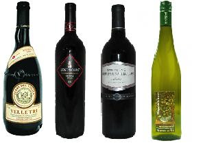 great wines for any meal