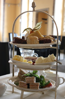 Hopetoun House Tea