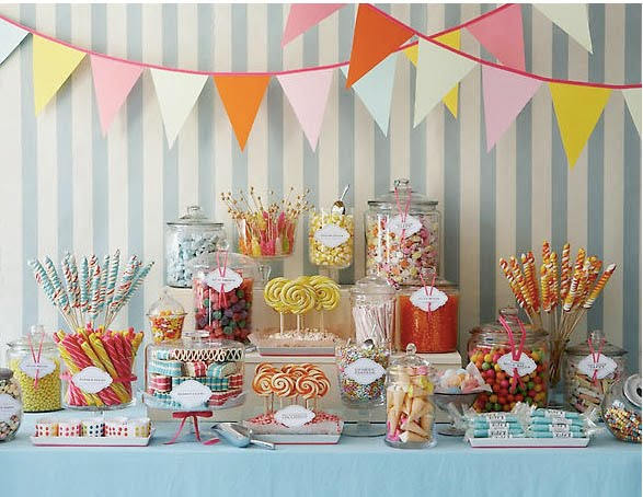 Fantastic Party Trend Dessert Bar Candy Buffet Budget Friendly Beutiful Home Inspiration Papxelindsey Bellcom