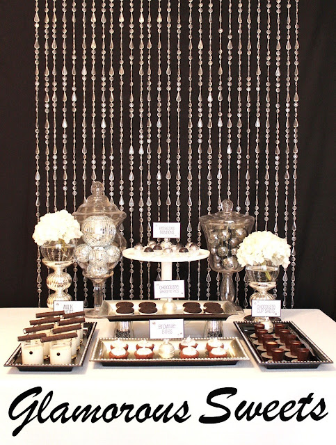 Elegant new year 39 s eve party at home with natalie - New years eve party at home ...