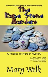 The Rune Stone Murders - novel