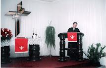 Pastor Carlos Fröming