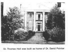 St. Thomas Hall