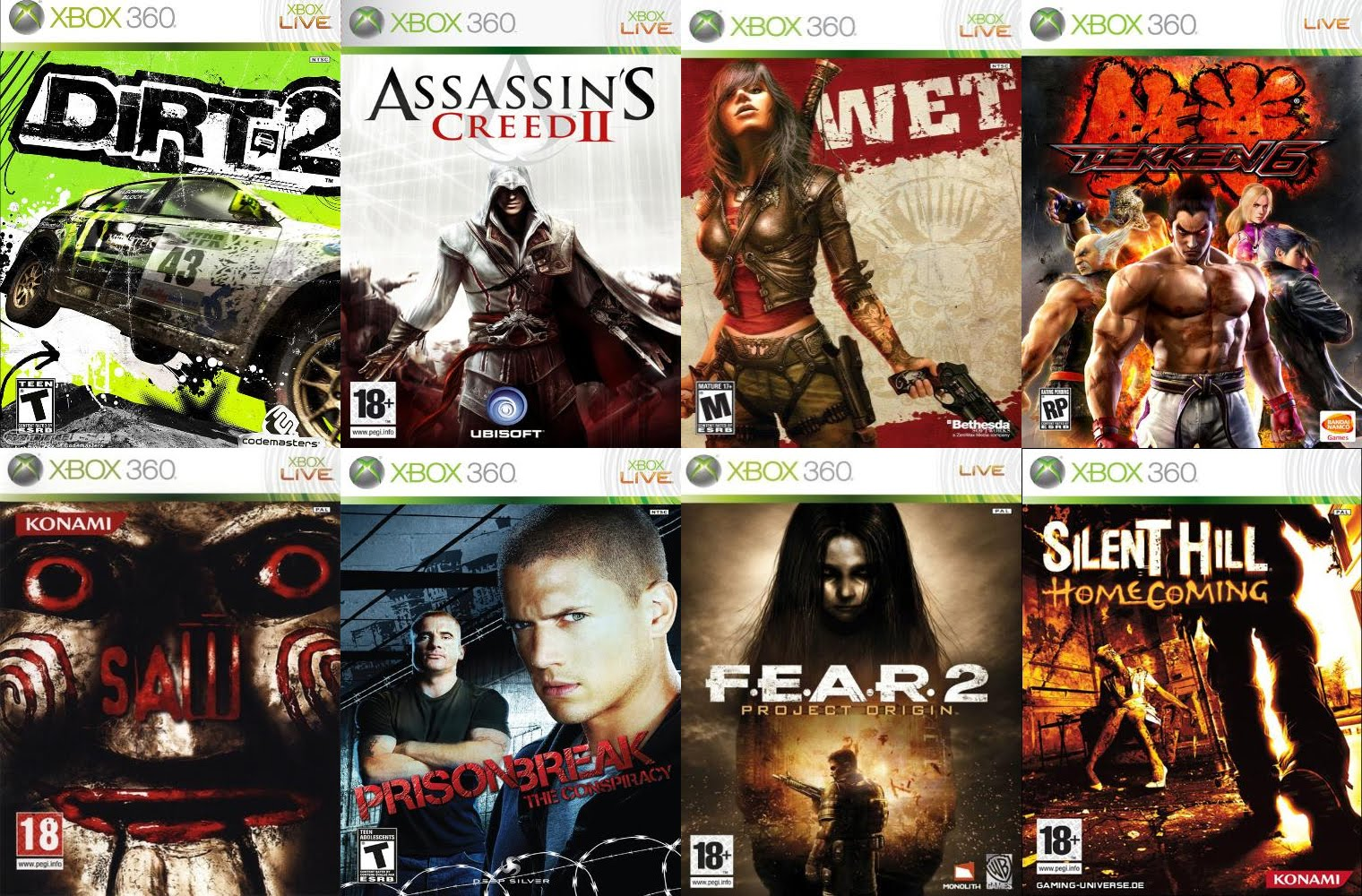Xbox 360 T Games : Good games for ps and xbox boacredk