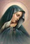 Mãe Maria.